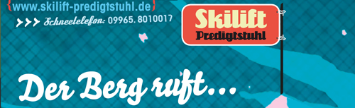 Skilift Predigtstuhl